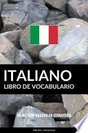 Libro de Vocabulario Italiano