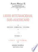 Libro internacional sud-americano: Chile central