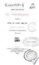Libro intitulado El Cortesano ; Libro de motes de damas y caballeros