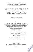 Libro primero de zoologiá