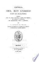 Libros de antaño: Crónica del rey Enrico Otavo de Ingalterra. 1874