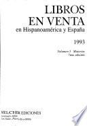 Libros en venta en Hispanoamérica y España