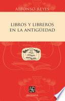 Libros y libreros en la Antigüedad