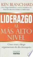 LIDERAZGO AL MAS ALTO NIVEL