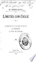 Límites con Chile