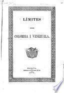 Límites entre Colombia i Venezuela