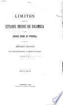 Límites entre los Estados Unidos de Colombia y los Estados Unidos de Venezuela