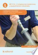 Limpieza de instalaciones y equipamientos industriales. SEAG0209