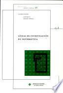 Líneas de investigación en informática