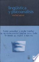 Lingüística y psicoanálisis