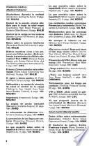 Lista de publicaciones federales en español para el consumidor