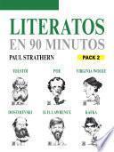 Literatos en 90 minutos (Pack 2)