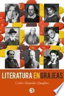 Literatura en grajeas