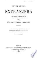 Literatura extranjera
