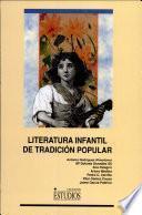 Literatura infantil de tradición popular
