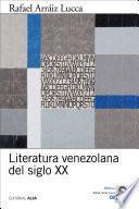 Literatura venezolana del siglo XX