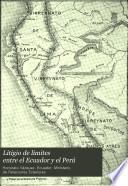 Litigio de límites entre el Ecuador y el Perú