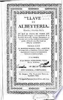 Llave de Albeytería