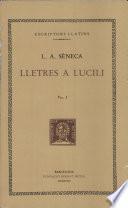 Lletres a Lucili (vol. I)