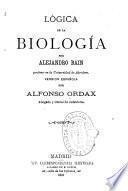 Lógica de la biología