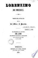 Lorenzino de Medici