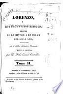 Lorenzo o Los prometidos esposos