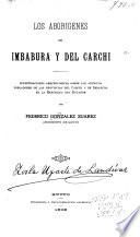 Los aborígenes de Imbabura y del Carchi