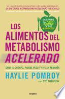 Los alimentos del metabolismo acelerado