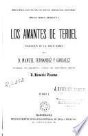 Los amantes de Teruel, 1