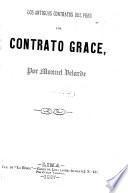 Los antiguos contratos del Perú y el contrato Grace