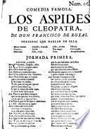 Los aspides de Cleopatra