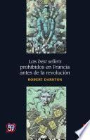 Los best sellers prohibidos en Francia antes de la revolución