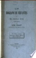 Los biógrafos de Cervantes en el siglo xix
