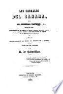 Los Caballos del Sahara ... Traducido ... por N. de Cabanillas
