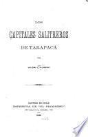 Los capitales salitreros de Tarapacá
