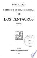 Los centauros