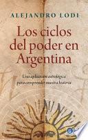 Los ciclos del poder en Argentina