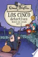 Los cinco detectives#10. Misterio del extraño hatillo