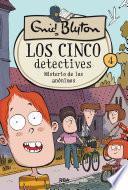 Los cinco detectives 4. Misterio de los anónimos