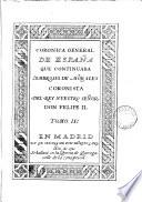 Los çinco libros primeros de la Cronica general de España. [Followed by] Las antigüedades de las ciudades de España, que escrebia A. de Morales
