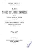Los codices