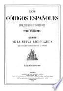 Los codigos españoles concordadas y anotados