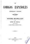 Los Códigos españoles concordados y anotados, 10
