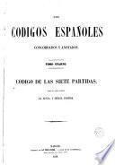 Los Códigos españoles concordados y anotados, 4