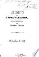 Los combates de Tacna y de Arica