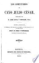 Los Comentarios de Cayo Julio César
