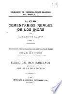 Los comentarios reales de los incas