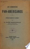 Los congresos pan-americanos