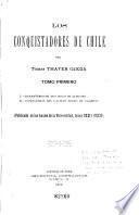 Los conquistadores de Chile