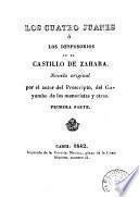 Los cuatro juanes o los desposorios en el castillo de Zahara